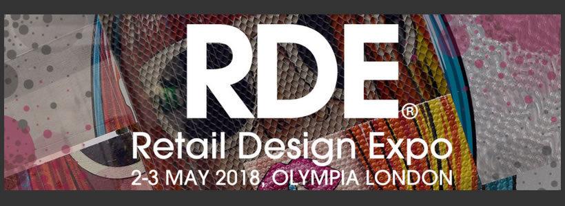 Retail Design Expo 2018, 2-3 maggio, Olympia, Londra