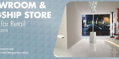 Showroom & Flagship Store – Design for Retail. Diventare specialisti nella progettazione degli spazi retail.