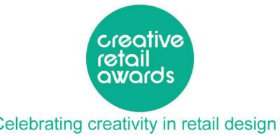 Creative Retail Awards celebrating creativity in retail design.