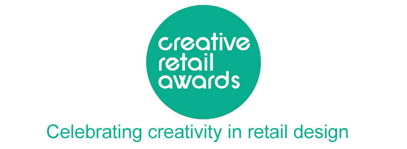 Creative Retail Awards celebrating creativity in retail design.