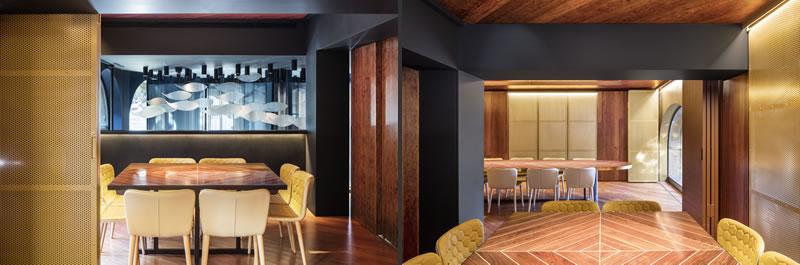 El Equipo Creativo interior design Tonnoteca Balfego Barcellona