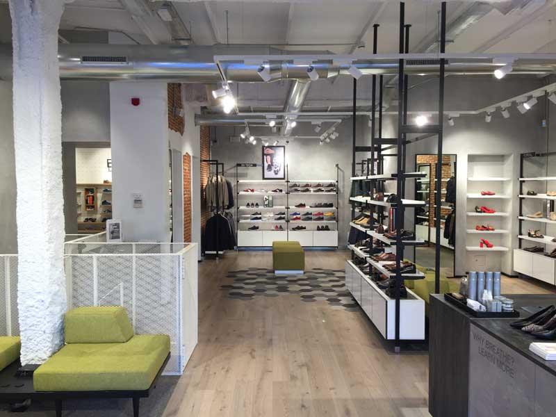 Geox X store concept Madrid