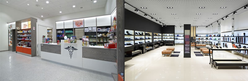 Illuminazione per retail Led and Light Shopexpo 2018