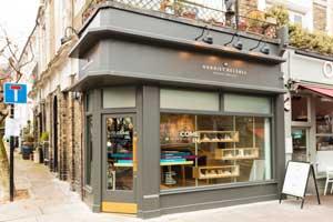 Lumsden design jewellery store in London
