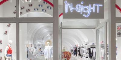 OHLAB STUDIO progetta il concept store per la boutique In-Sight di Miami