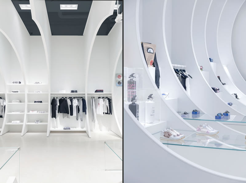 IN SIGHT Concept Store designed by Ohlab Studio