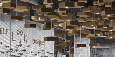 Lo Studio Ofist crea un esclusivo retail concept per il brand di occhiali EYE-D.