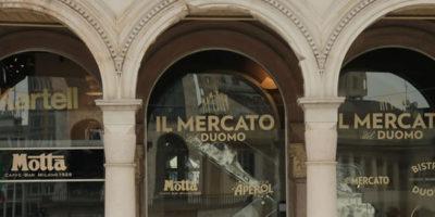 """FluidNext lancia il digital signage de """"Il Mercato del Duomo"""""""