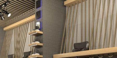 Lo Studio SPINADESIGN firma il concept store JAGO PEREZ