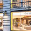 UXUS progetta il flagship store L'Occitane in Regent Street, Londra.