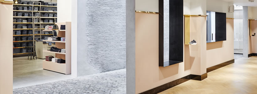 VEVS developed the retail concept for De Rode Winkel | AN ...