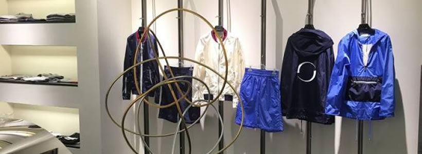 BE AROUND: a Milano la prima boutique monomarca.