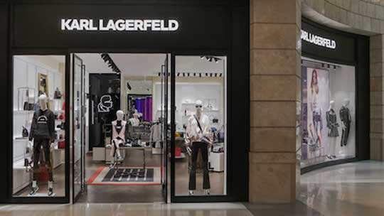 boutique Karl Lagerfeld Mosca