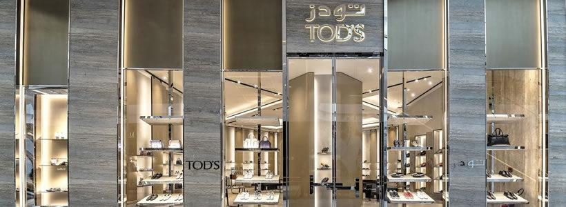 Tod's apre una nuova boutique a Dubai.