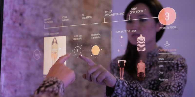 Come creare un esperienza interattiva in negozio