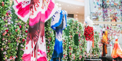 MOSCHINO: un pop-up  store nel Galaxy Macau Mall.