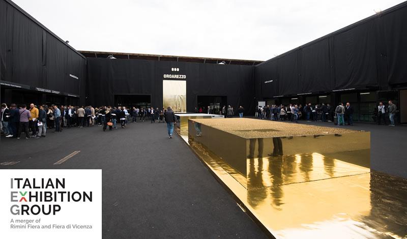 OROAREZZO 2018 appuntamento del settore orafo italiano gestito da Italian Exhibition Group
