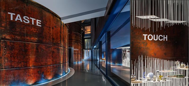 Cun Design progetto retail 751 Fashion Buyer shop Pechino