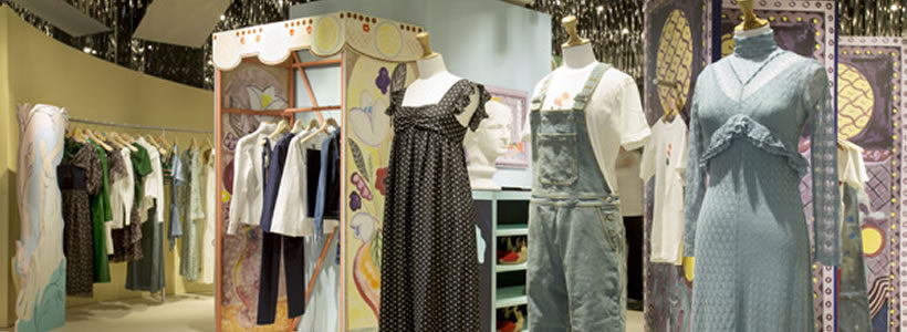 Alexachung expands in Asia with Tokyo pop-up store.