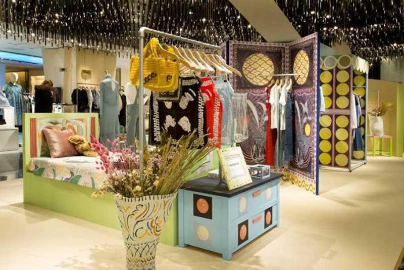 alexachung tokyo pop up store