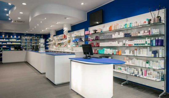La Farmacia BLASI sceglie TH.KOHL