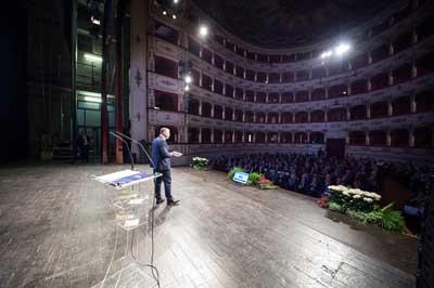 Assemblea generale 2018 FederlegnoArredo Pesaro