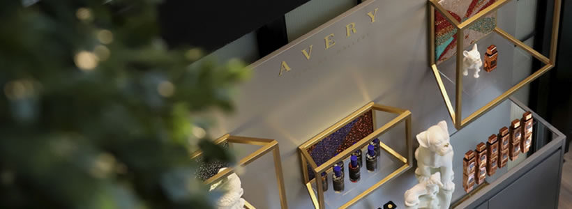 AVERY PERFUME GALLERY: nuova boutique a Londra.