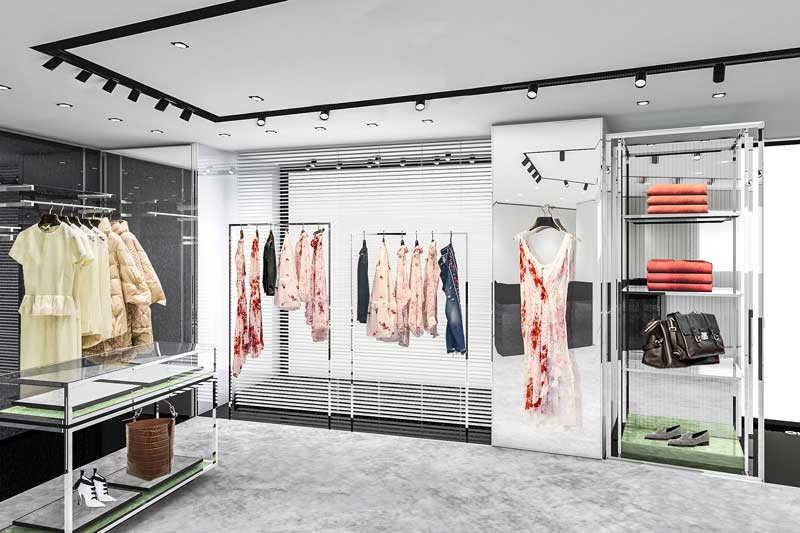 Ermanno Scervino boutique Hong Kong