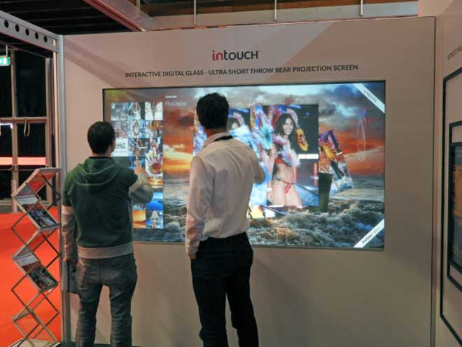 large format screens from pro display