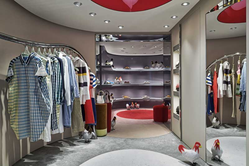 Marni boutique Firenze