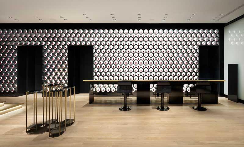Nendo retail design SHISEIDO THE STORE Ginza Tokyo