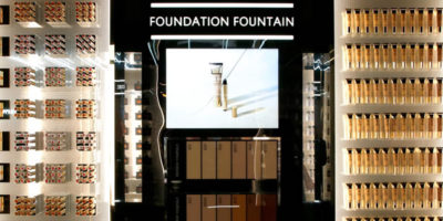 Pop up & Temporary Store: YSL Beauty Hotel.