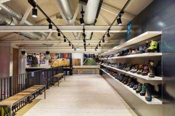 RP studio progetto retail Nuovi Orizzonti Bologna