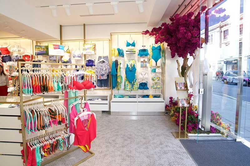 Yamamay boutique monomarca Chelsea Londra
