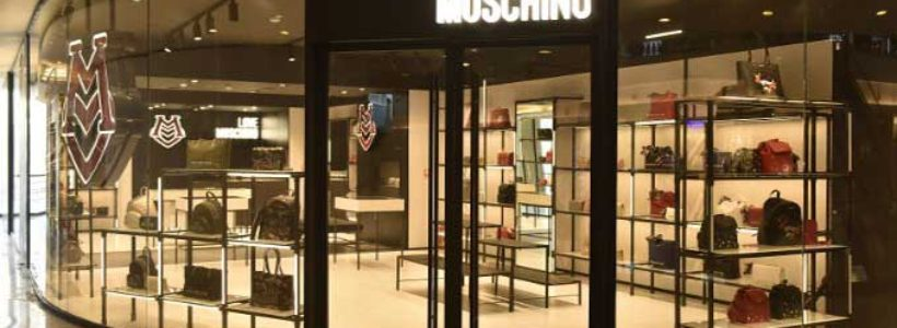 Una nuova boutique a Mumbai per LOVE MOSCHINO.