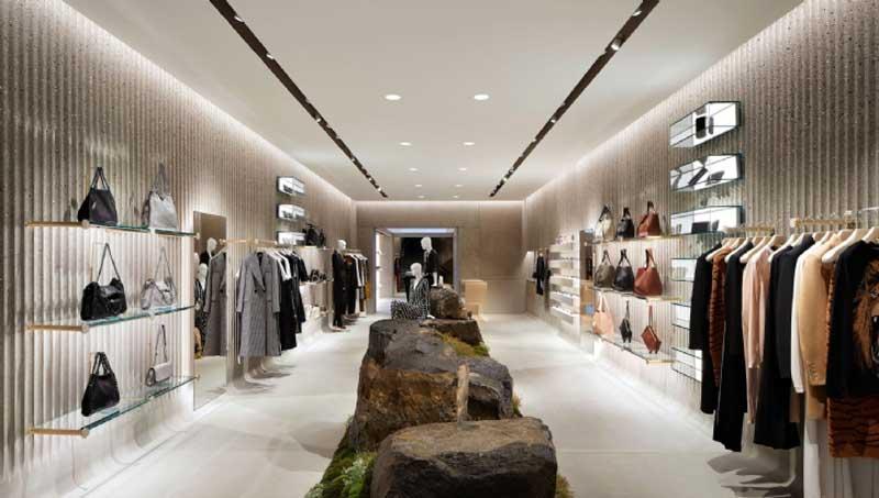 Stella McCartney flagship store a Londra