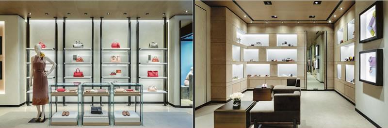 Bottega Veneta boutique Madrid Spagna