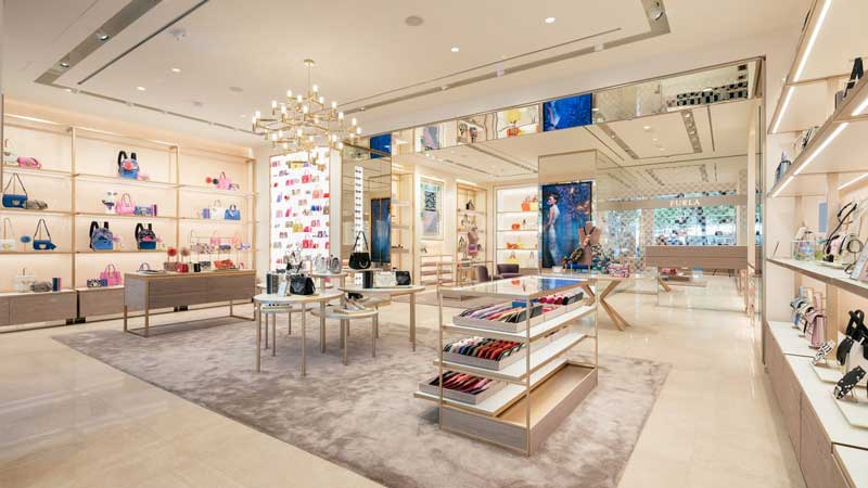 Furla boutique monomarca Berlino Germania