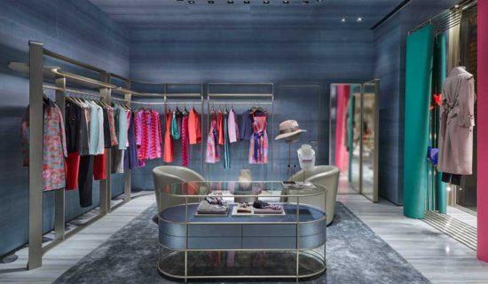 Nuova boutique a Firenze per GIORGIO ARMANI.