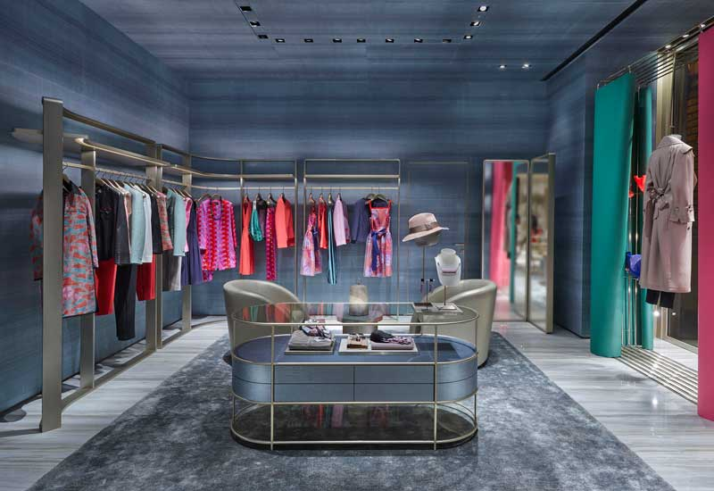 Giorgio Armani boutique Firenze