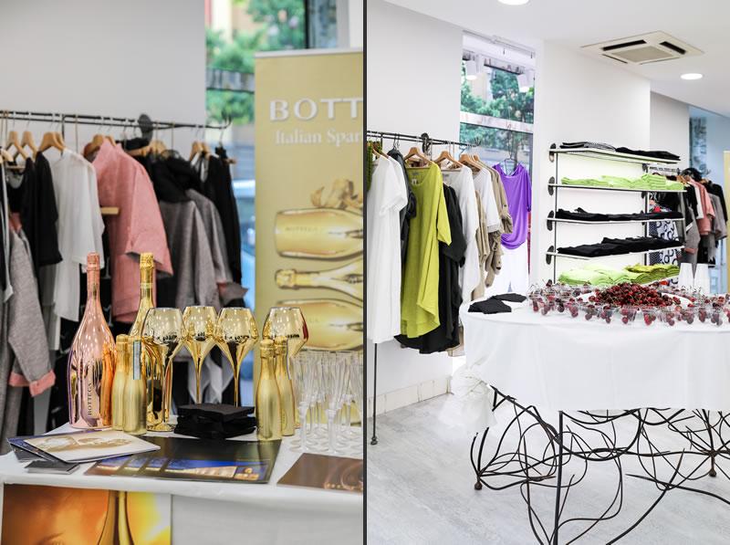 Martino Midali boutique Isola District Milano