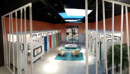 Terranova Welcome concept store