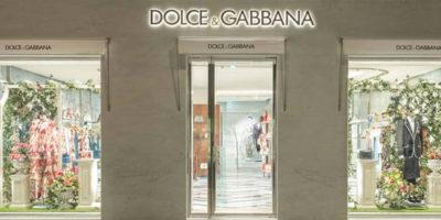 DOLCE & GABBANA fa il bis a Forte dei Marmi.