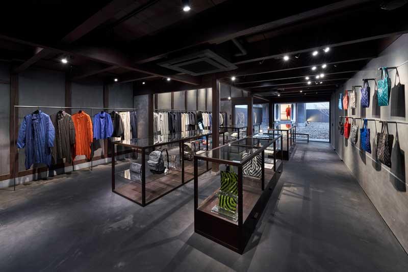 Boutique monomarca Issey Miyake Kyoto