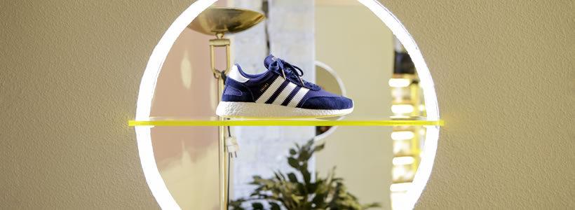 CuldeSac designed Legit Sneakers house in Valencia