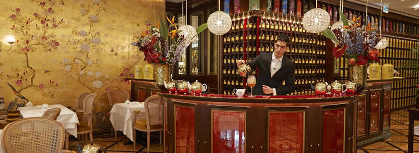 Luxury tea brand TWG opens in London