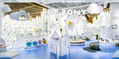 PRISM DESIGN progetta il concept store per il brand Fly Pony.