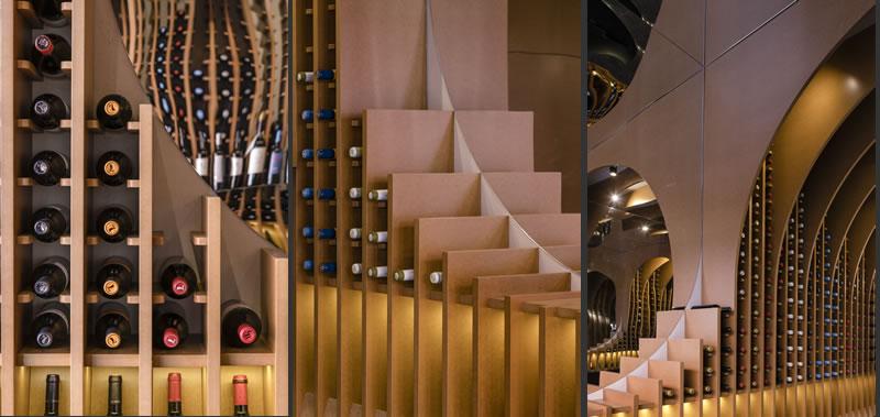 progetto enoteca vinos viandas valladolid spagna