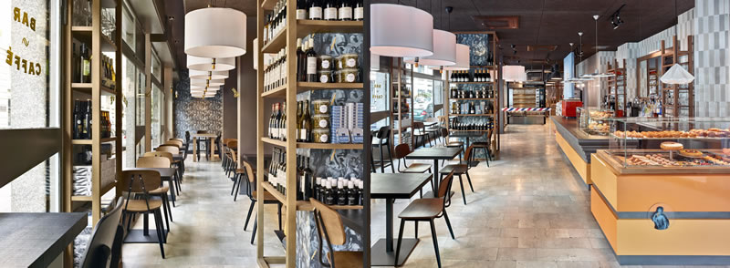 Vudafieri Saverino Partners progetto boulangerie Egalite Milano