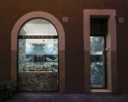 negozio hawkers roma progetto studio culdesac